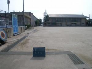 京都市立大将軍小学校運動場修繕工事