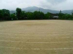 同志社小学校グラウンド整備工事
