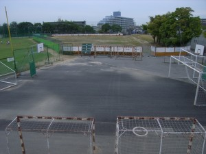 京都府立乙訓高等学校グラウンド整備工事