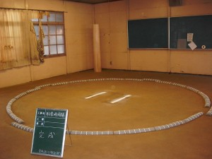 京都市立日吉ヶ丘高等学校相撲場修繕工事