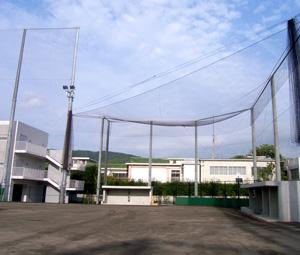 立命館中学高等学校グラウンド