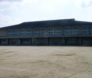 樫原小学校運動場