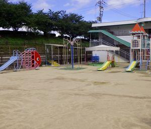 大阪体育大学浪商幼稚園園庭