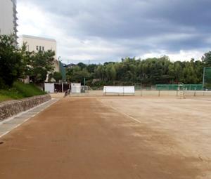 府立城陽高等学校グラウンド