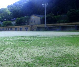 京都橘大学グラウンド