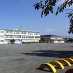 桶川小学校校庭