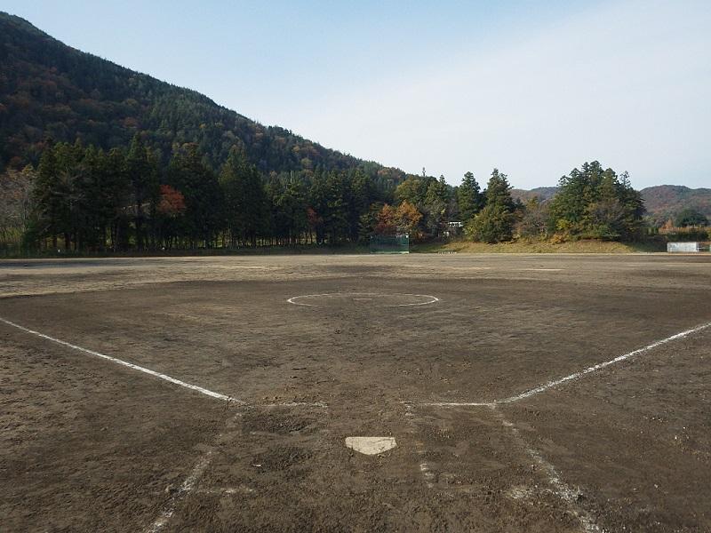 十六沼公園ソフトボール場