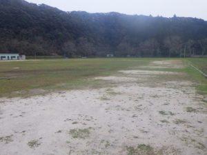勝浦市営野球場