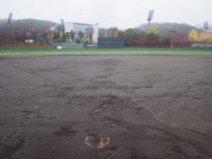 中央大学多摩キャンパス硬式野球場